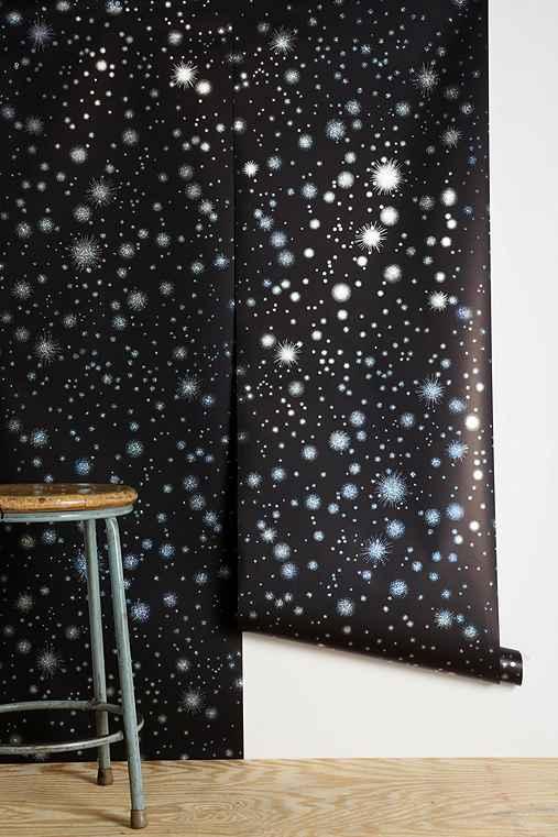 graham brown star struck wallpaper urban outfitters. Black Bedroom Furniture Sets. Home Design Ideas