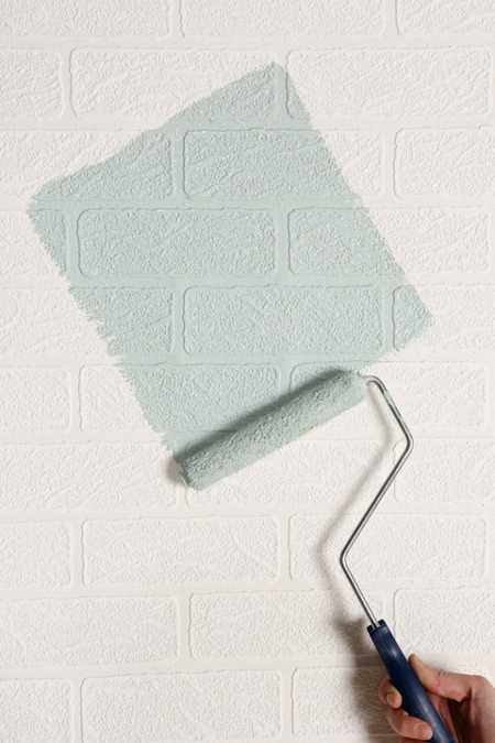 Graham & Brown Brick Wall Paintable Wallpaper