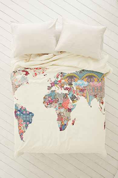 Bedding Urban Outfitters On The Hunt