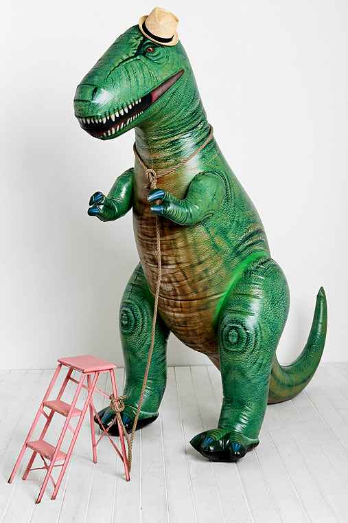 Oversized Inflatable T-Rex