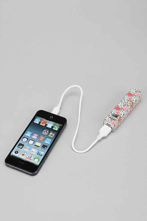 Printed Portable Phone Charger
