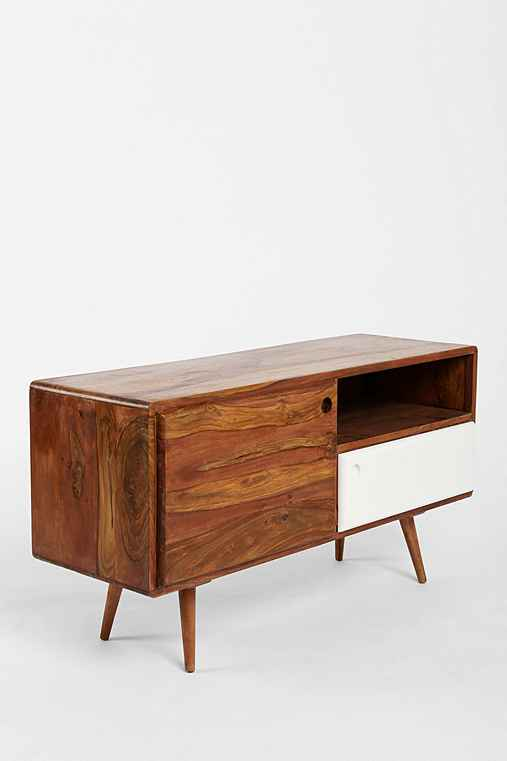 Assembly home modern media console urban outfitters Modern media console