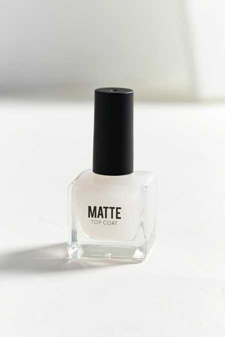 UO Matte Top Coat Nail Polish
