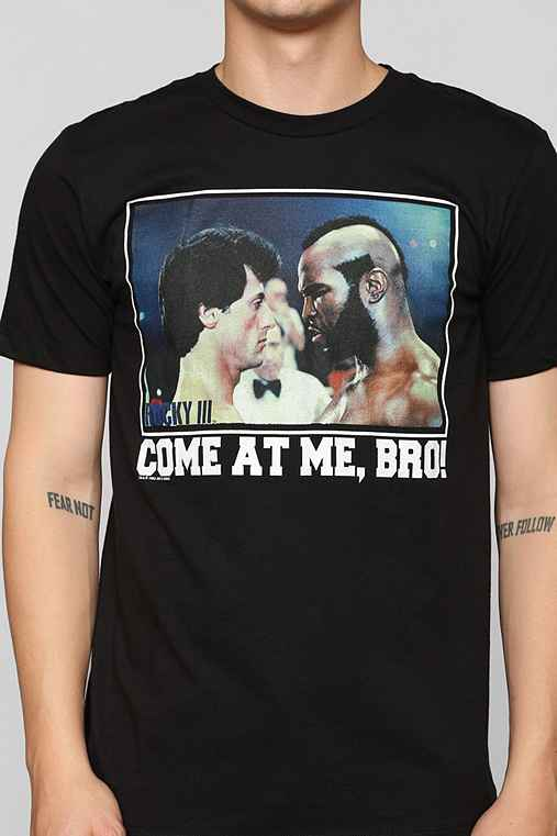 Come At Me Rocky Tee