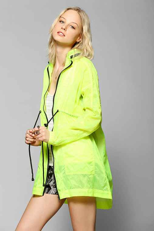 24hrs X UO Packable Rain Parka
