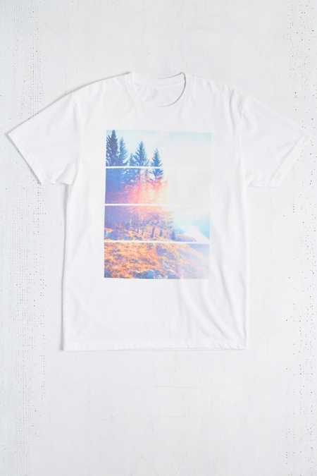 Bowery Forest At Sunset Tee