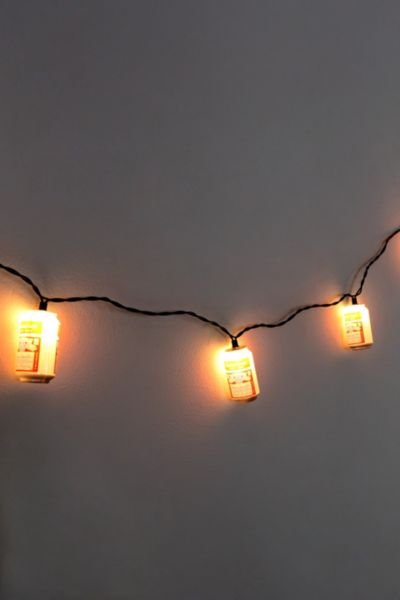 String Lights Urban Outfitters : Classic Budweiser String Lights - Urban Outfitters