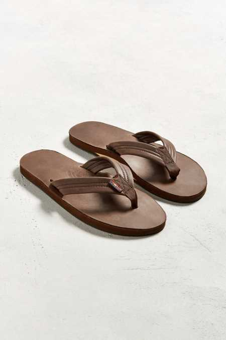 Rainbow Classic Leather Thong Sandal