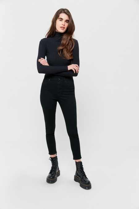 BDG Twig Grazer High-Rise Jean - Black