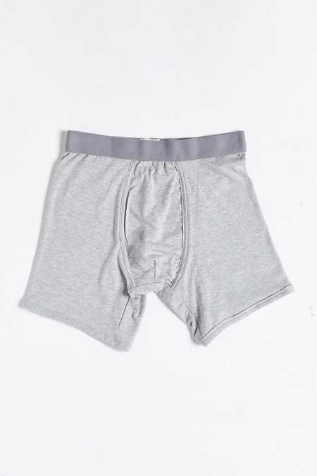 Classic Heather Boxer Brief
