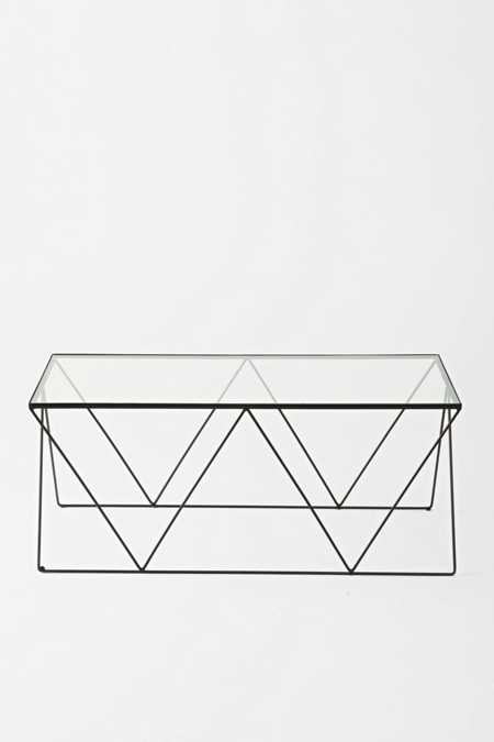 Magical Thinking Diamond Coffee Table