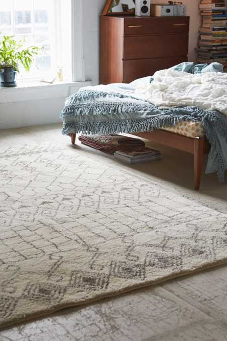 Moroccan Tufted Rug