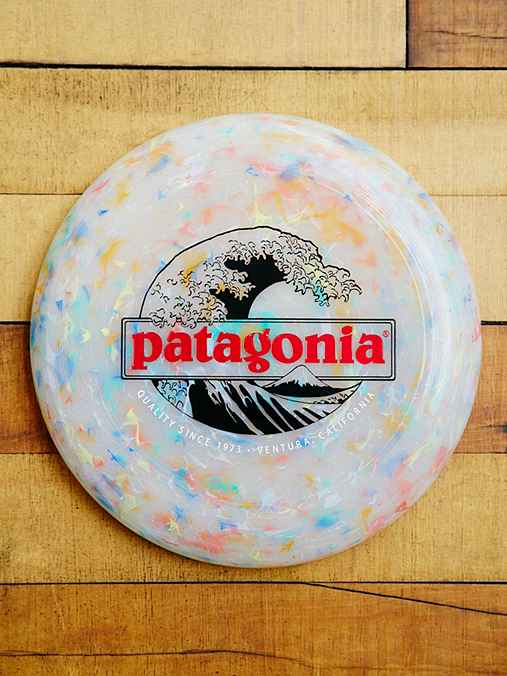 Patagonia Recycled Plastic Flying Disc,MULTI,ONE SIZE