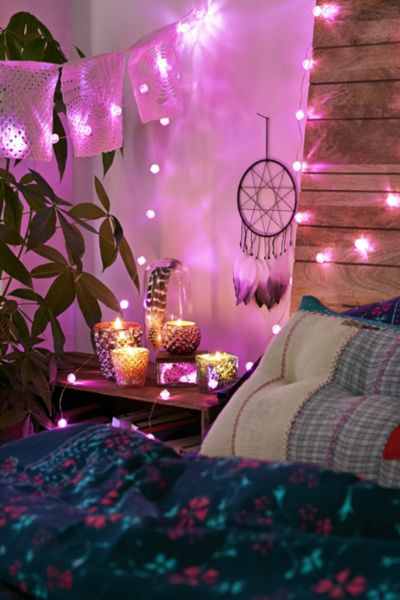 String Lights Urban Outfitters : Rosebud String Lights - Urban Outfitters