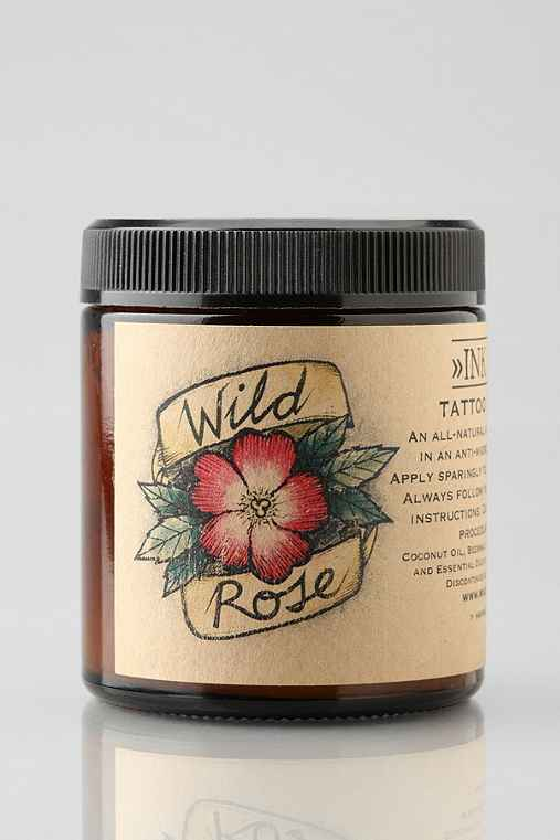 Wild Rose Ink Balm Tattoo Ointment,ASSORTED,ONE SIZE