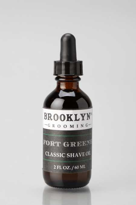 Brooklyn Grooming Fort Greene Classic Shave Oil