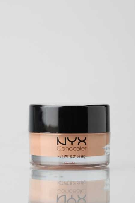 NYX Full Coverage Concealer Jar