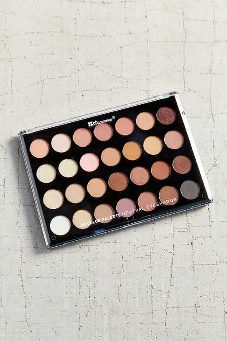 bh cosmetics 28-Shade Neutral Eye Shadow Palette