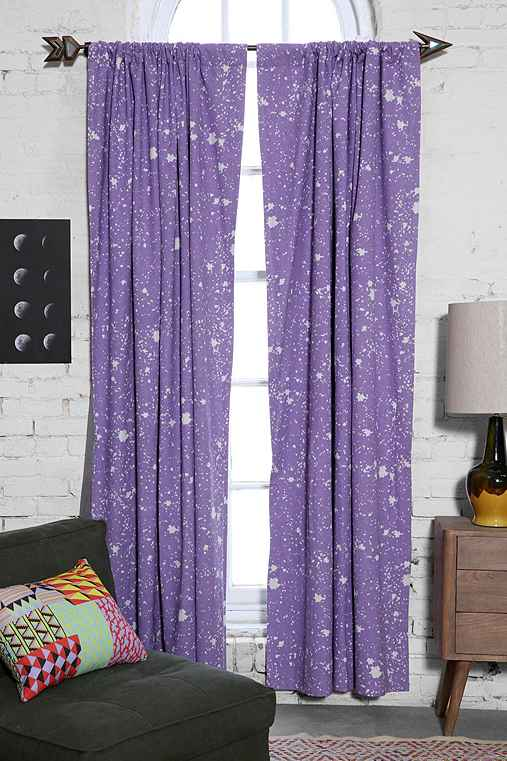 Magical Thinking Blackout Curtain Urban Outfitters