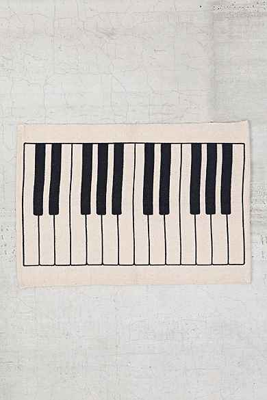 Assembly Home Piano Key Rug