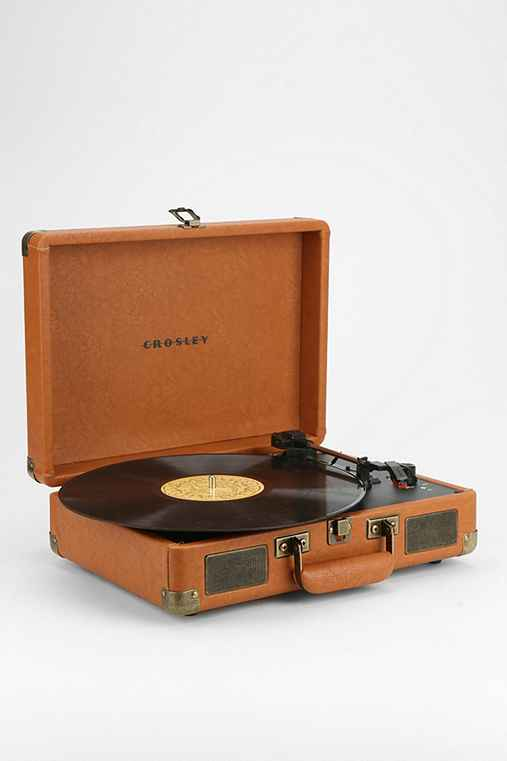 Crosley X Uo Cruiser Briefcase Portable Vinyl Record