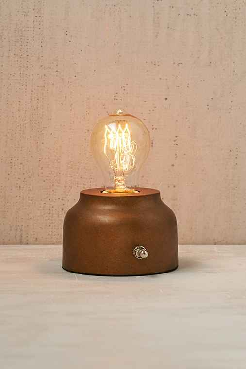General Store Lamp,BRONZE,ONE SIZE