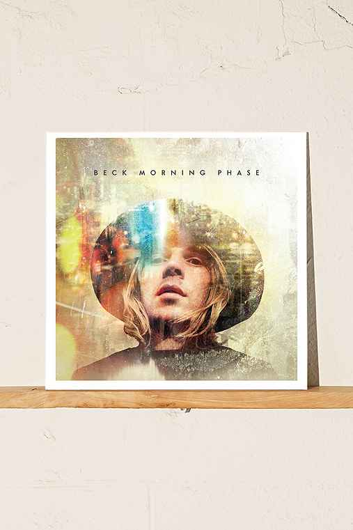 Beck - Morning Phase LP,BLACK,ONE SIZE