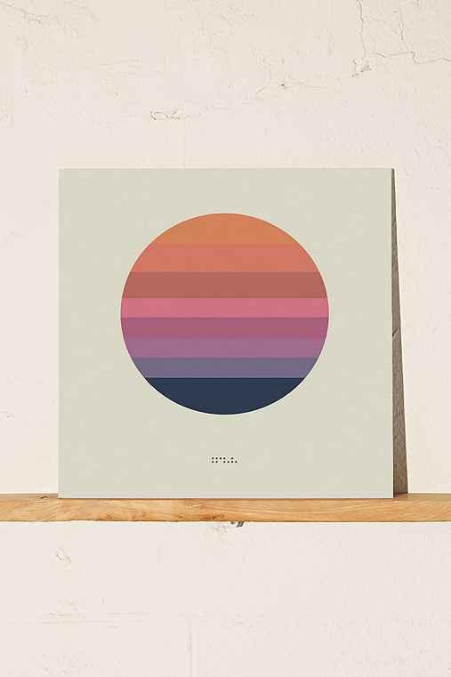 Tycho - Awake LP,BLACK,ONE SIZE