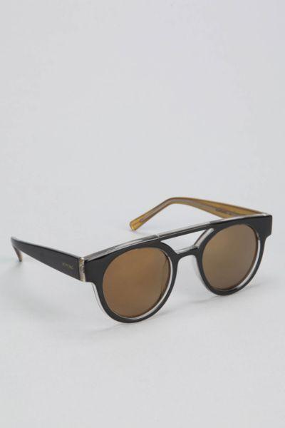 Glasses Frames Urban Outfitters : KOMONO Dreyfuss Round Sunglasses - Urban Outfitters