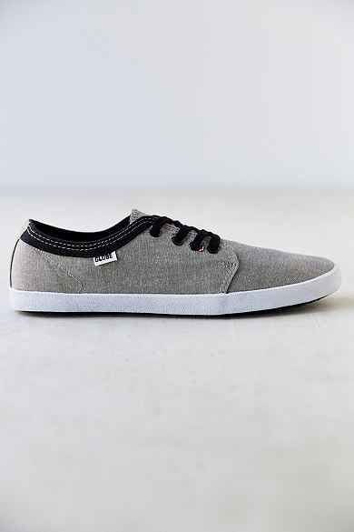 Globe Red Belly Chambray Sneaker