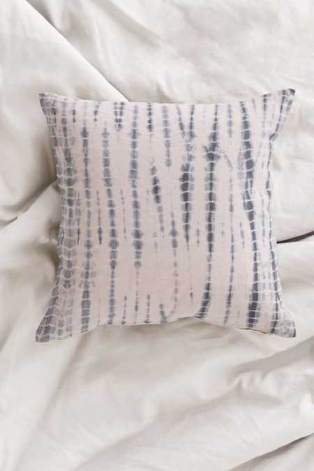 Magical Thinking Shibori Streak Pillow