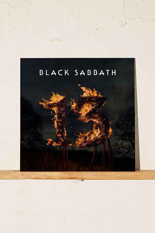 Black Sabbath - 13 LP,BLACK,ONE SIZE
