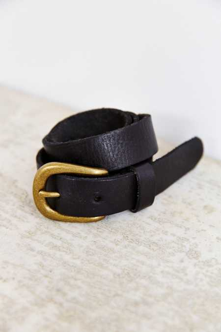 BDG Boyfriend Leather Belt
