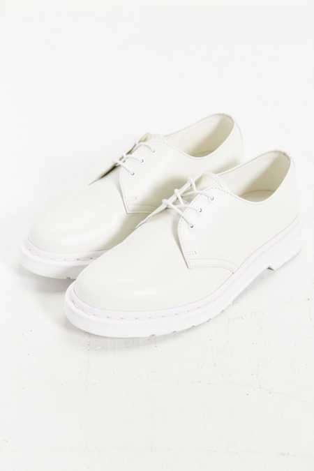 Dr. Martens 1461 3-Eye Gibson Monochromatic Shoe