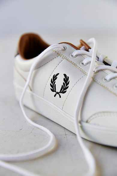 Fred Perry Hopman Leather Sneaker