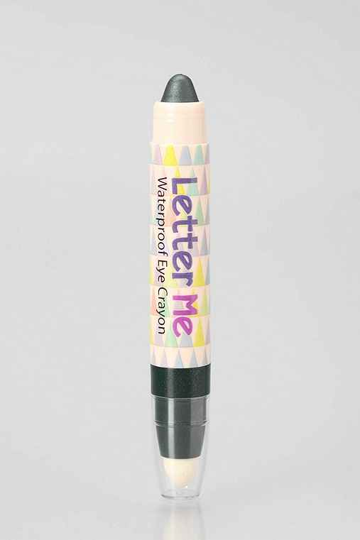 Peripera Letter Me Waterproof Eye Crayon,SO BAD,ONE SIZE