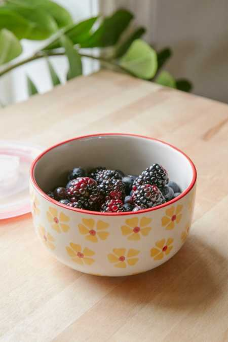 Microwavable Storage Bowl With Lid