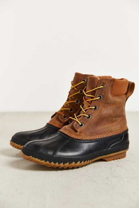 Sorel Suede Duck Boot
