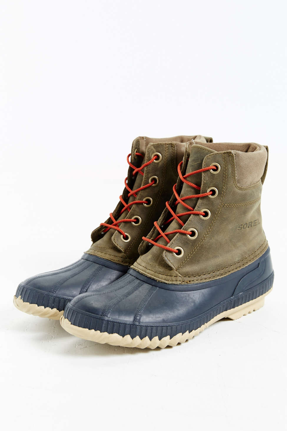 Sorel Suede Duck Boots for Him