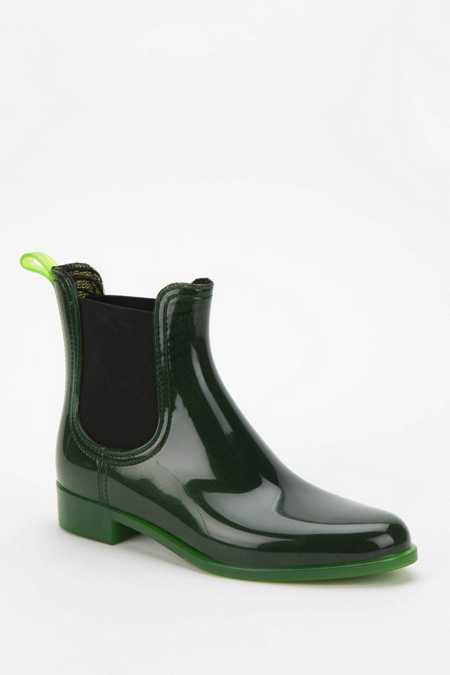 Jeffrey Campbell Forecast Rain Boot