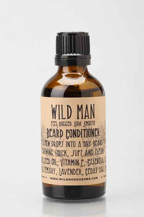 Wild Man Beard Conditioner,ASSORTED,ONE SIZE