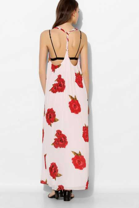 Winston White Cameron Floral Maxi Dress