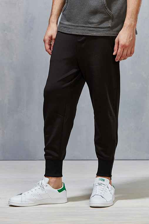 Feathers Poly Spandex Jogger Pant