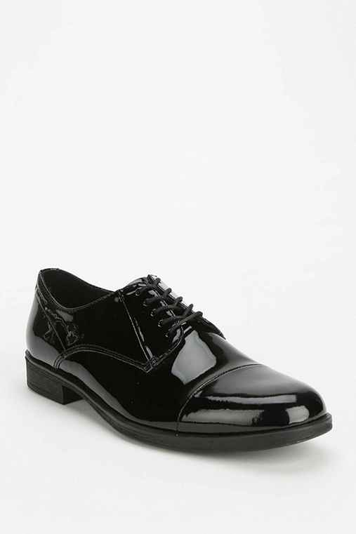 Vagabond Code Patent Leather Oxford