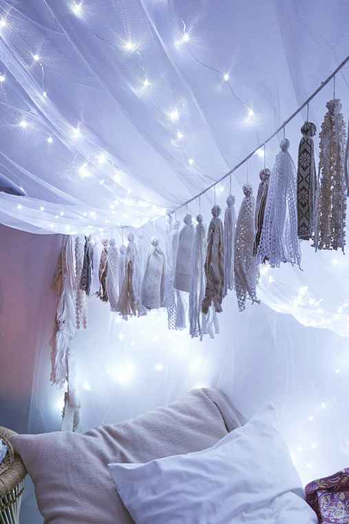 Galaxy string lights urban outfitters for Fairy lights urban outfitters us