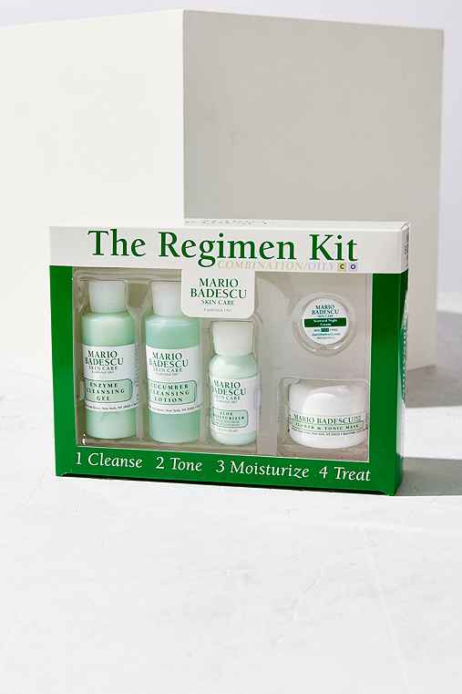 Mario Badescu The Regimen Kit,ASSORTED,ONE SIZE