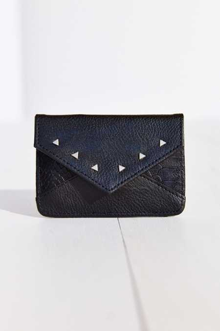 Kimchi Blue Geo Moon Envelope Card Holder Wallet