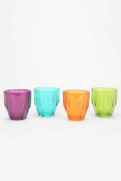 Jewel Glass- Pack Of 4