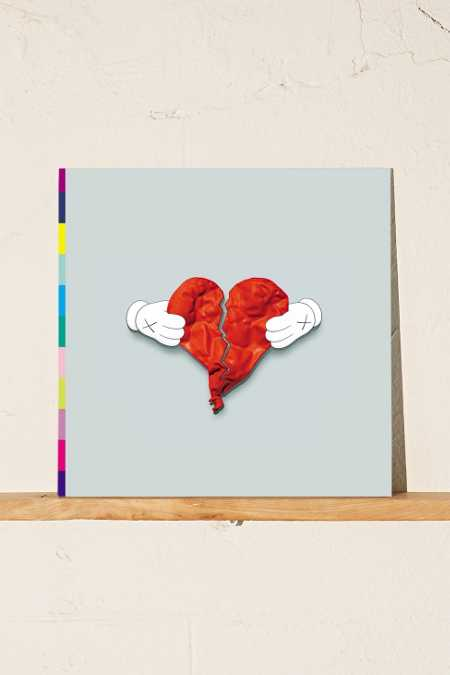 Kanye West - 808s And Heartbreak LP