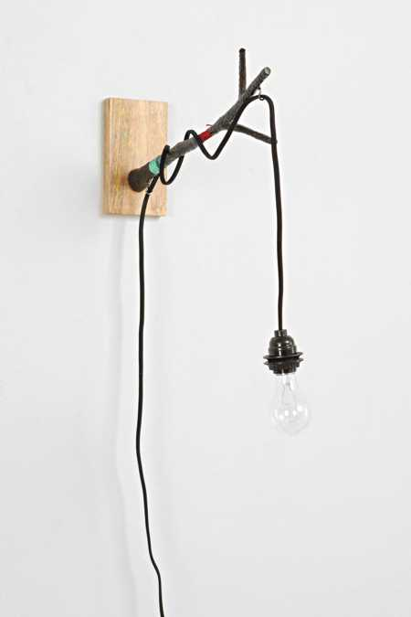 Magical Thinking Into The Woods Wall Sconce